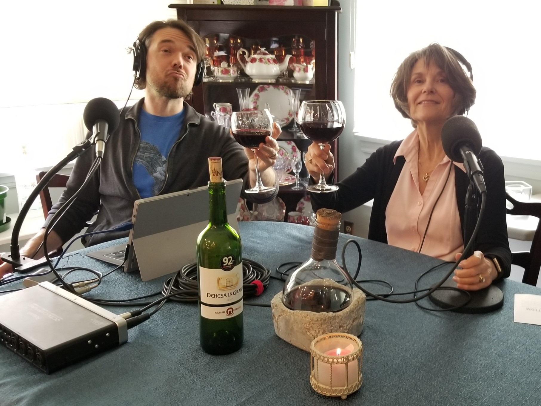 "Ep. 14 – Spanish Red Wine, ""Get your head out of the bucket!"""